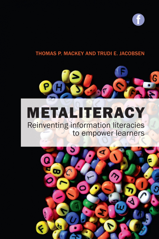 Jacket Image For: Metaliteracy