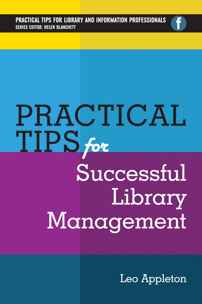 Jacket Image For: Practical Tips for Successful Library Management