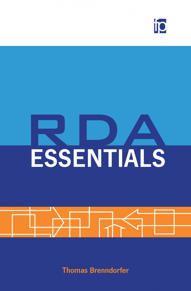 Jacket Image For: RDA Essentials