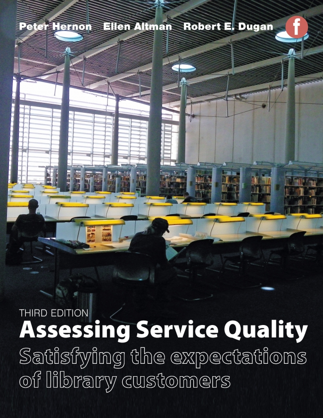 Jacket Image For: Assessing Service Quality