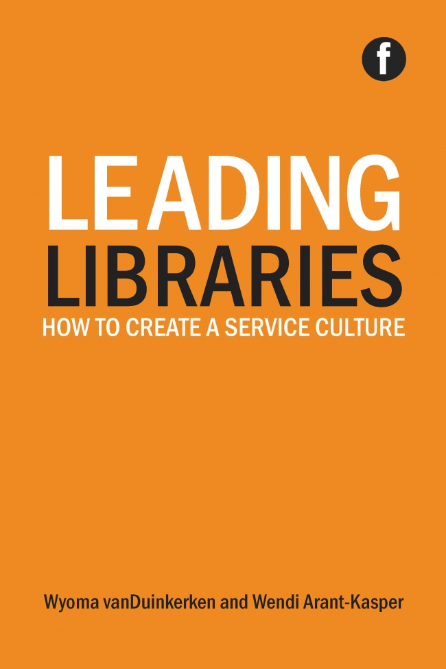 Jacket Image For: Leading Libraries