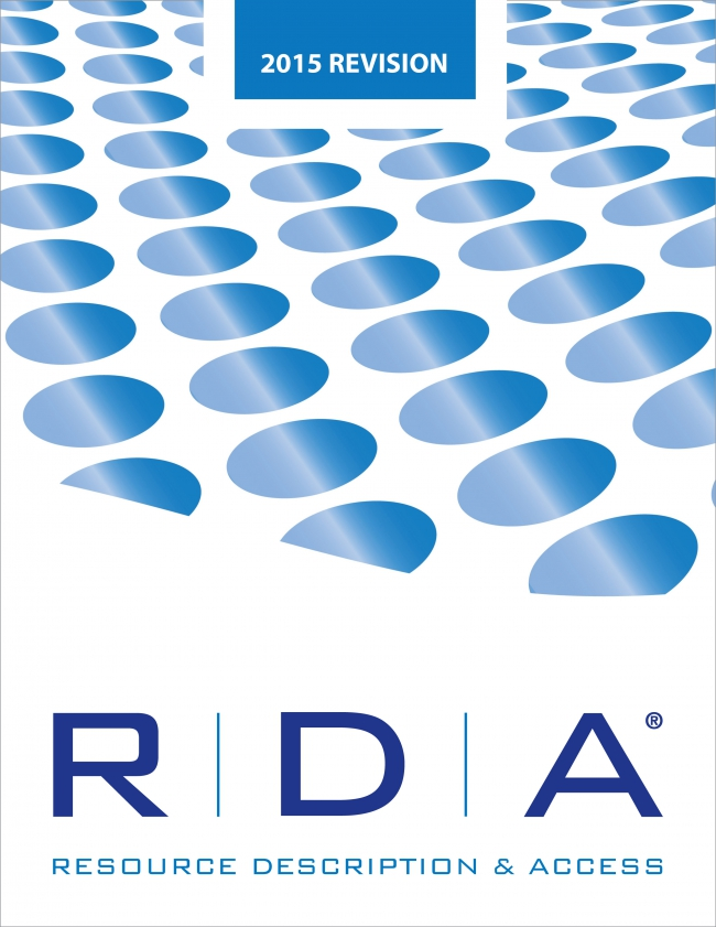 Jacket Image For: RDA: Resource Description and Access Print