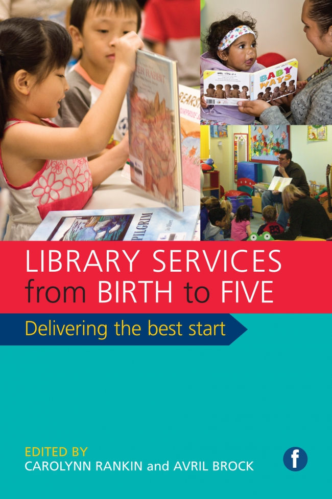 Jacket Image For: Library Services from Birth to Five