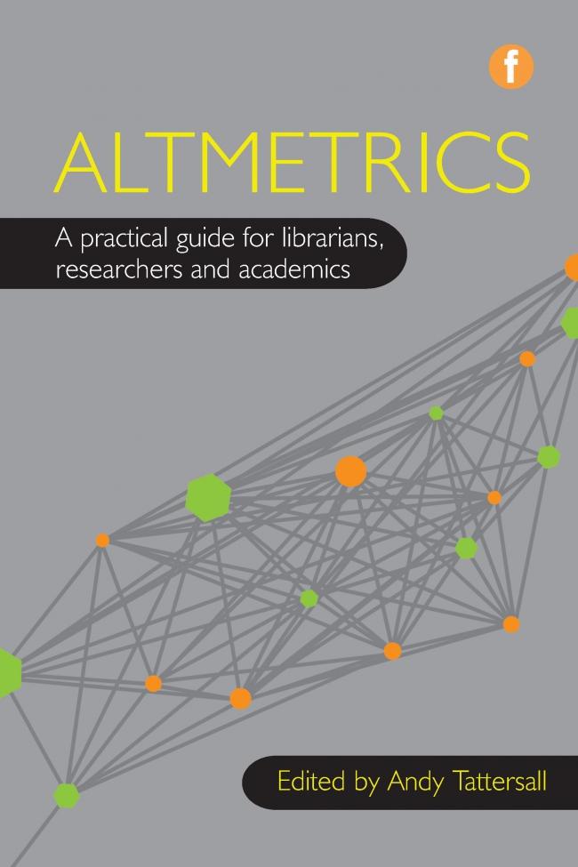 Jacket Image For: Altmetrics