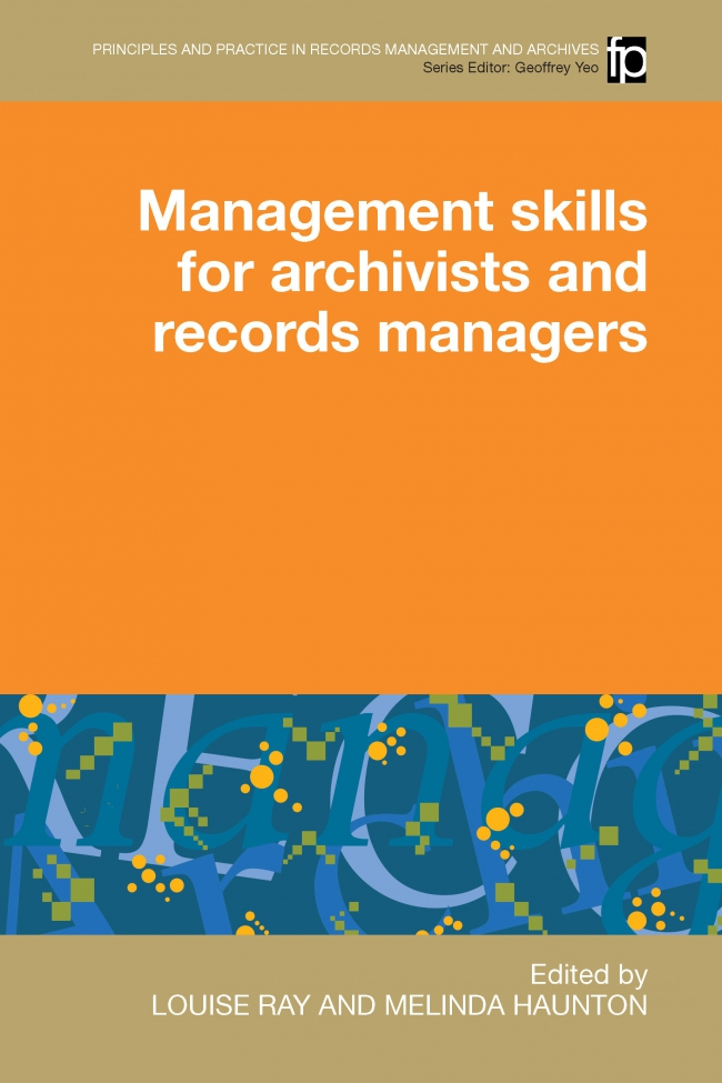 Jacket Image For: Management Skills for Archivists and Records Managers