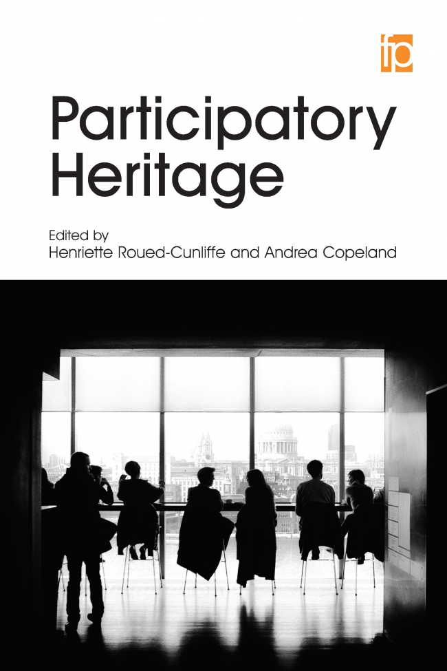 Jacket Image For: Participatory Heritage