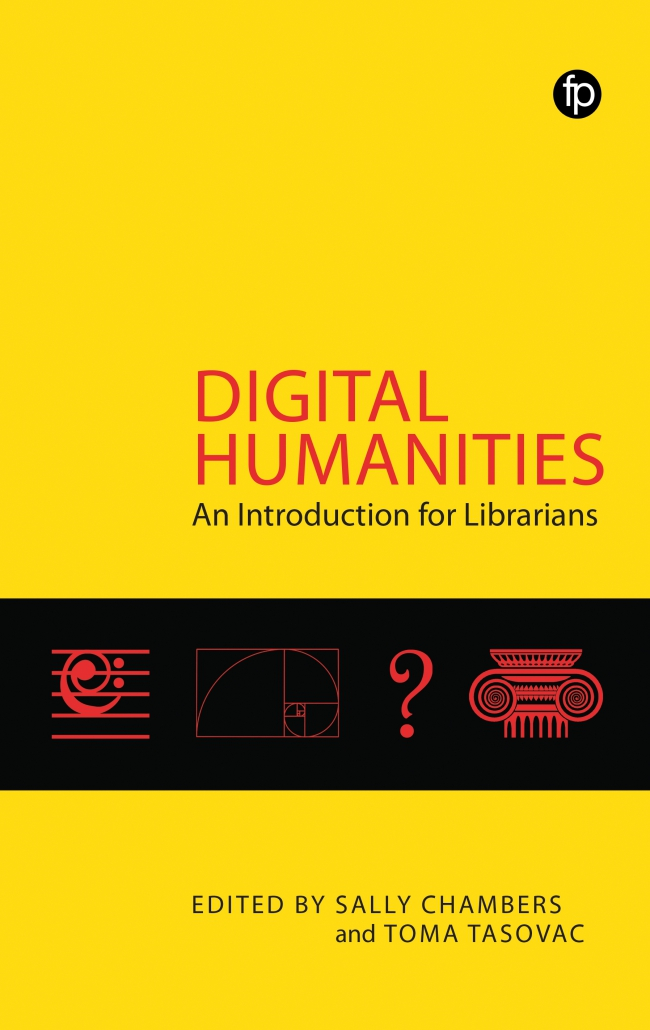Jacket Image For: Digital Humanities
