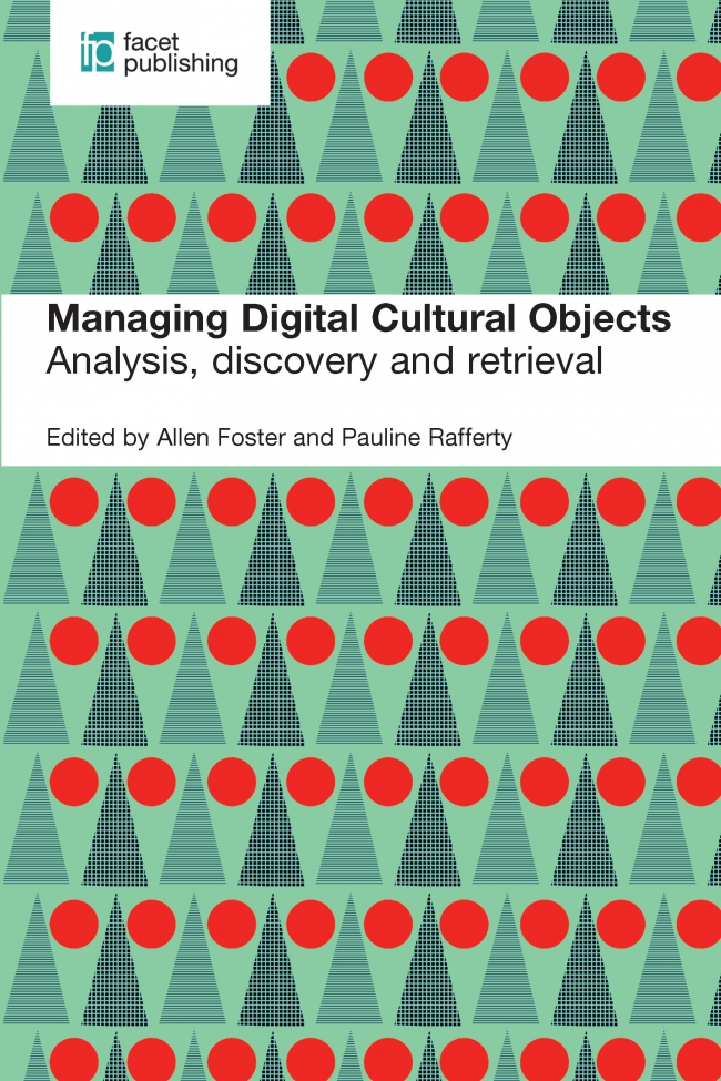 Jacket Image For: Managing Digital Cultural Objects