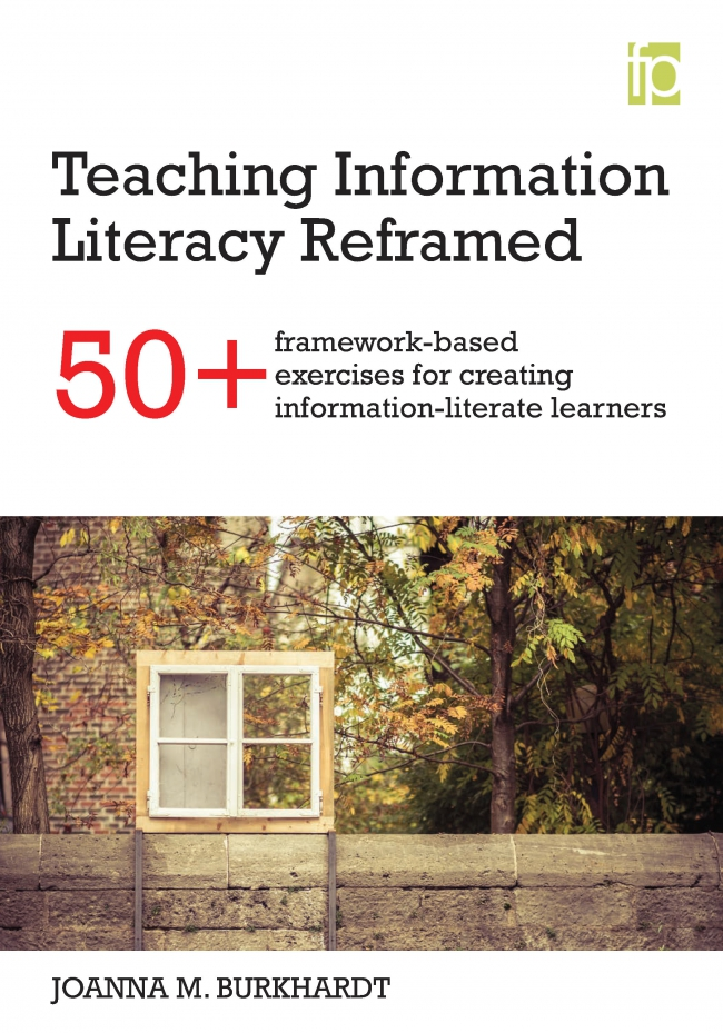 Jacket Image For: Teaching Information Literacy Reframed
