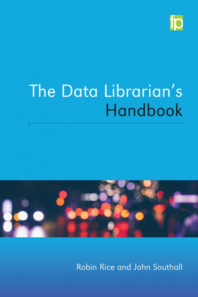 Jacket Image For: The Data Librarian's Handbook