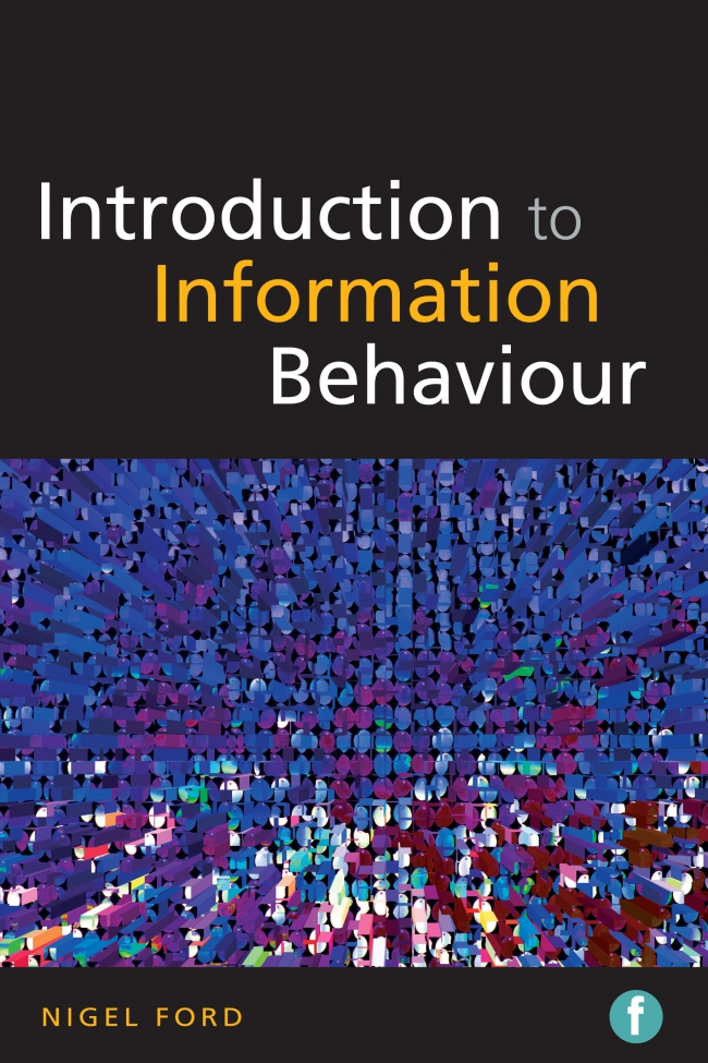 Jacket Image For: Introduction to Information Behaviour