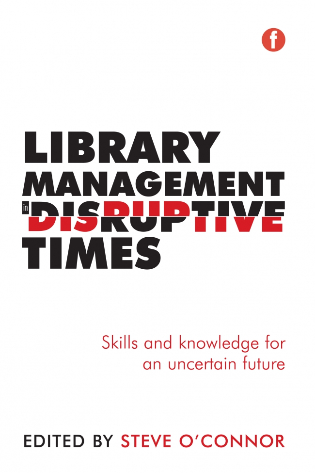 Jacket Image For: Library Management in Disruptive Times
