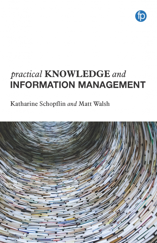 Jacket Image For: Practical Knowledge and Information Management