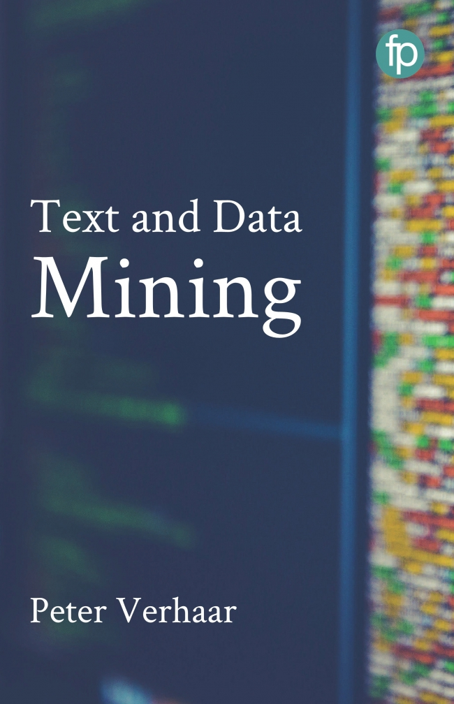 Jacket Image For: Text and Data Mining