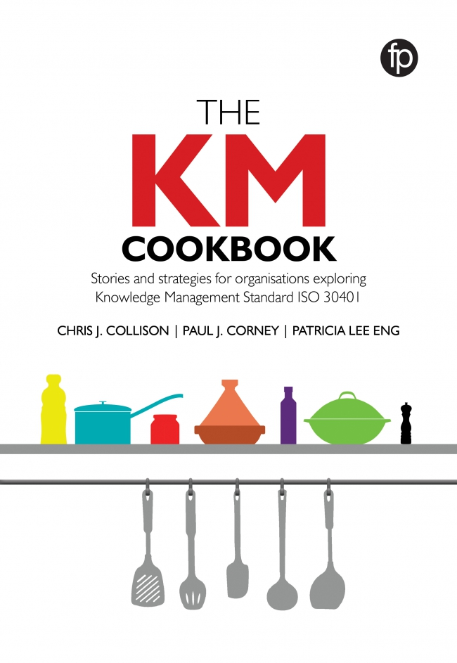 Jacket Image For: The KM Cookbook
