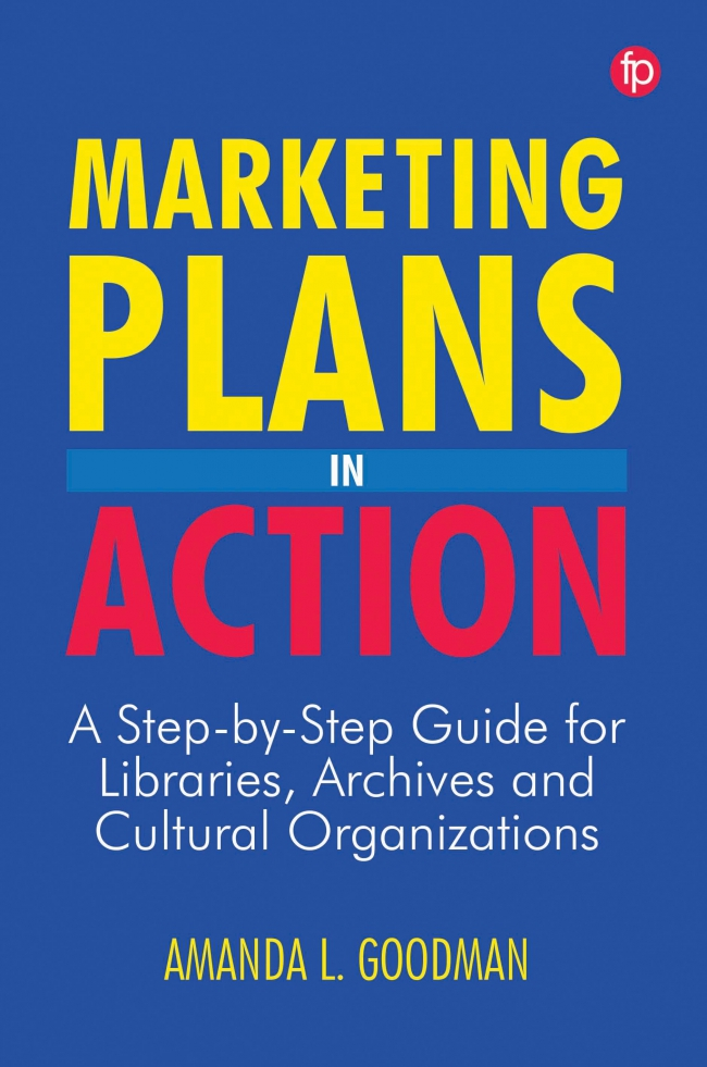 Jacket Image For: Marketing Plans in Action