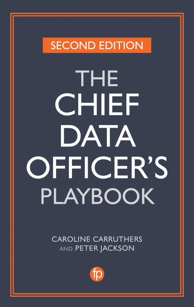 Jacket Image For: The Chief Data Officer's Playbook