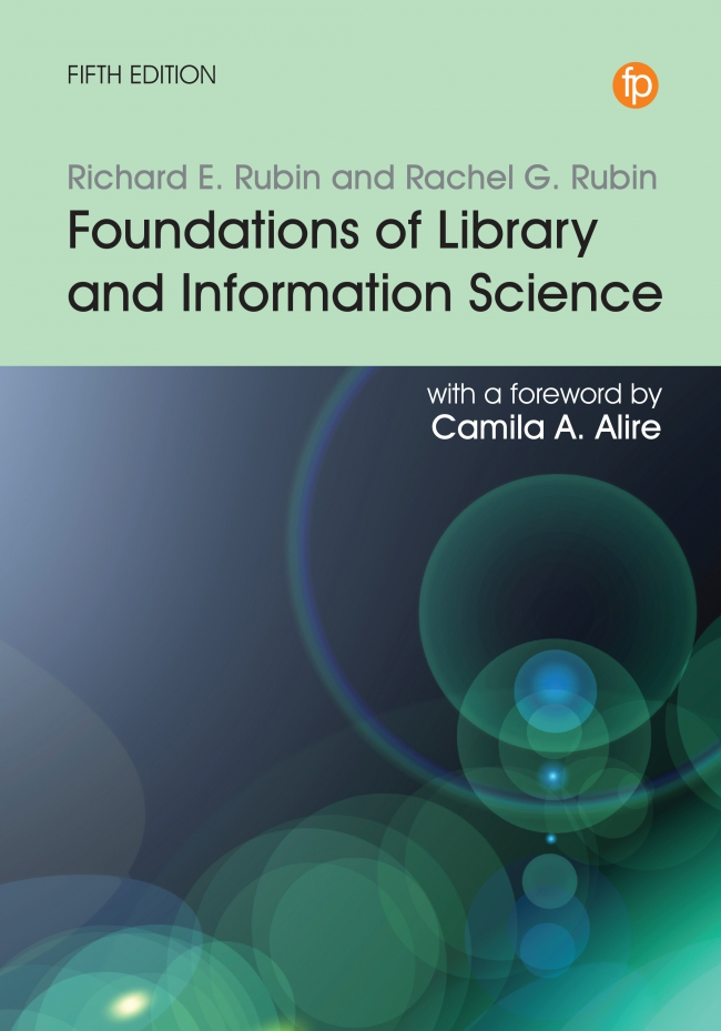 Jacket Image For: Foundations of Library and Information Science