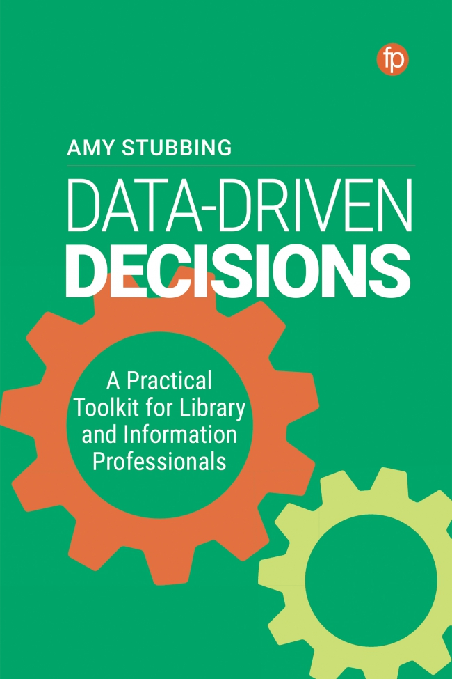 Jacket Image For: Data Driven Decisions