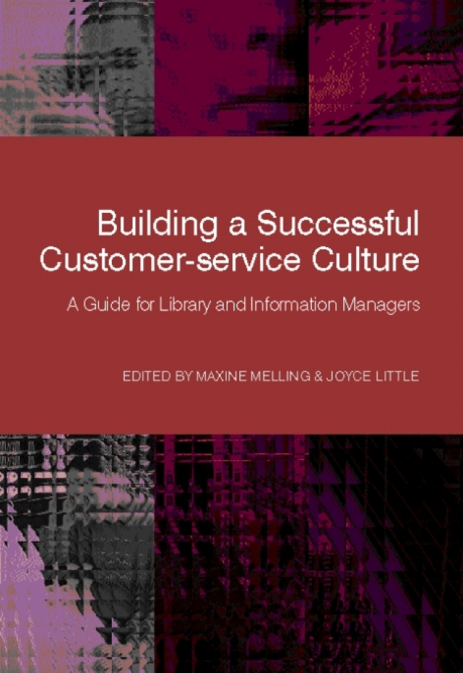 Jacket Image For: Building a Successful Customer-service Culture