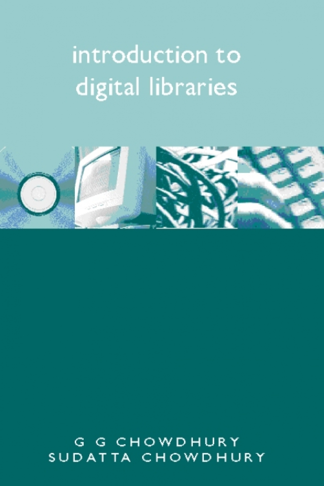 Jacket Image For: Introduction to Digital Libraries