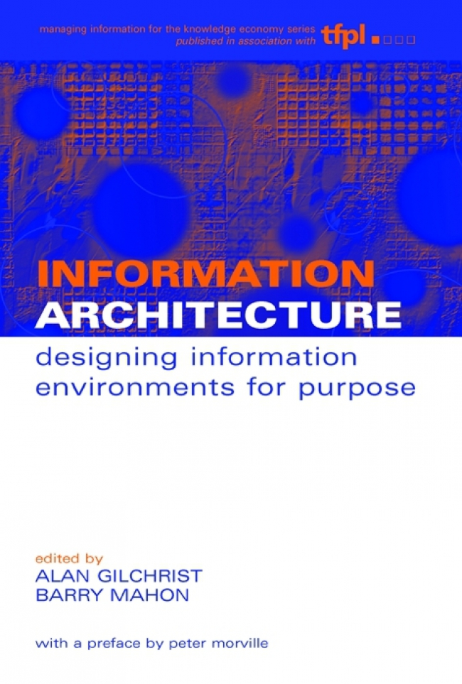 Jacket Image For: Information Architecture