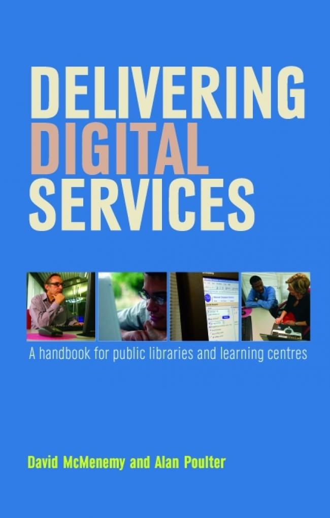 Jacket Image For: Delivering Digital Services