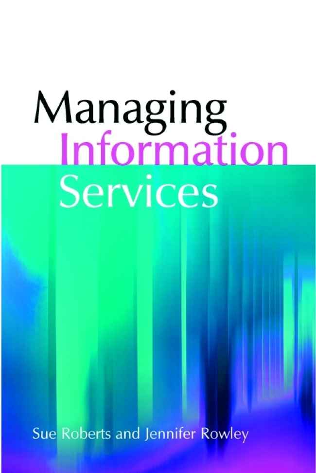 Jacket Image For: Managing Information Services