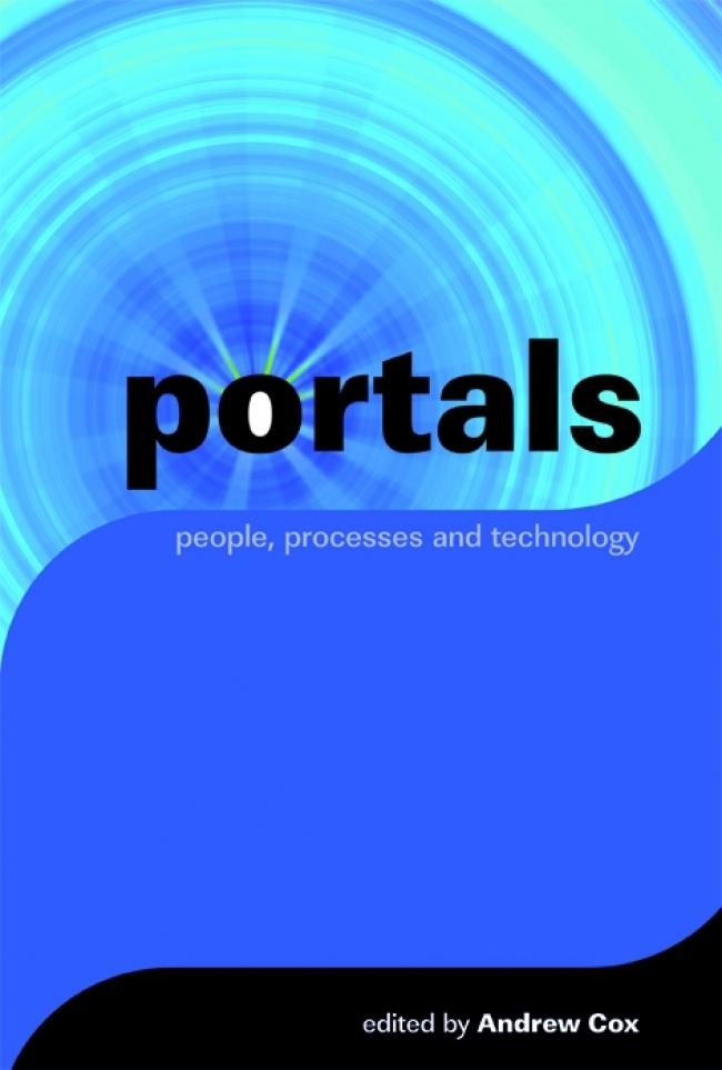 Jacket Image For: Portals