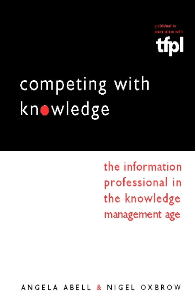 Jacket Image For: Competing with Knowledge