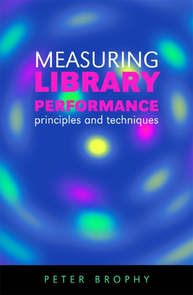 Jacket Image For: Measuring Library Performance