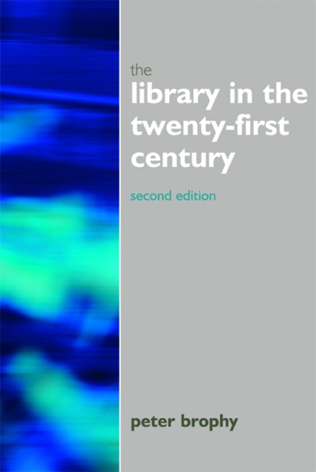 Jacket Image For: The Library in the 21st Century