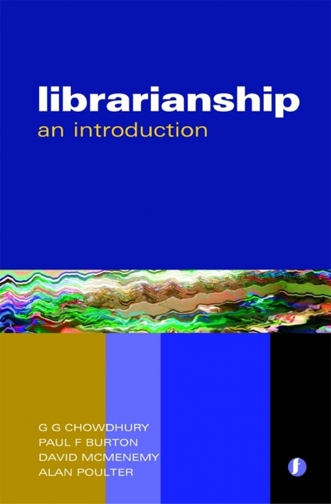 Jacket Image For: Librarianship