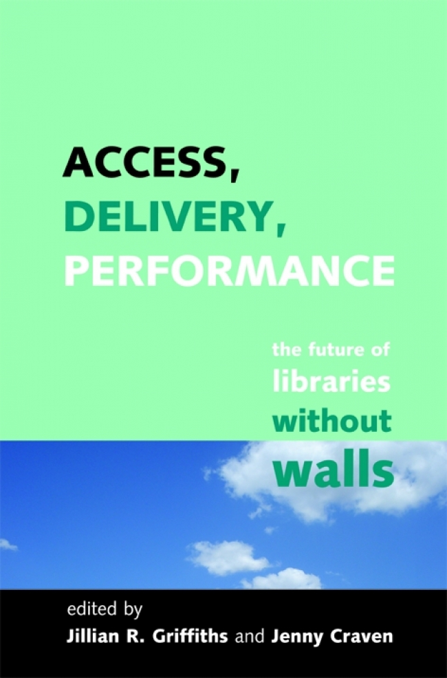 Jacket Image For: Access, Delivery, Performance
