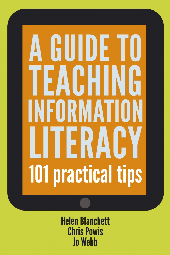 Jacket Image For: A Guide to Teaching Information Literacy