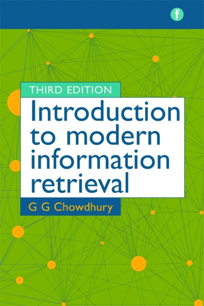 Jacket Image For: Introduction to Modern Information Retrieval