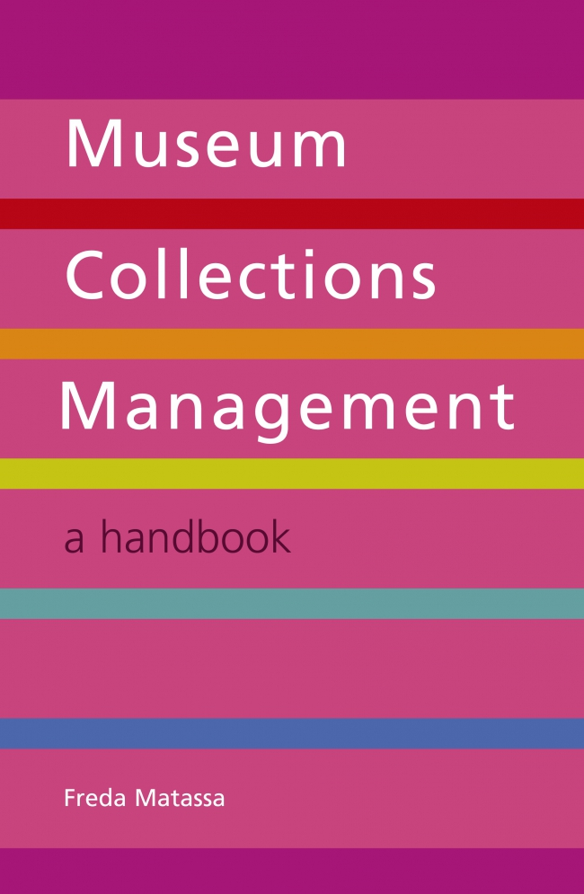 Jacket Image For: Museum Collections Management
