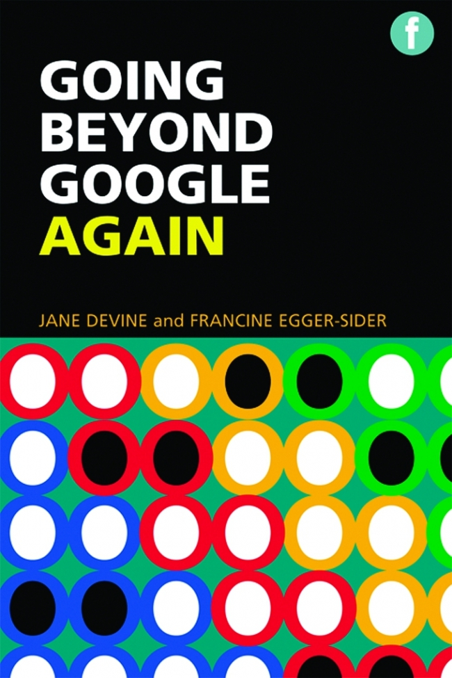Jacket Image For: Going Beyond Google Again