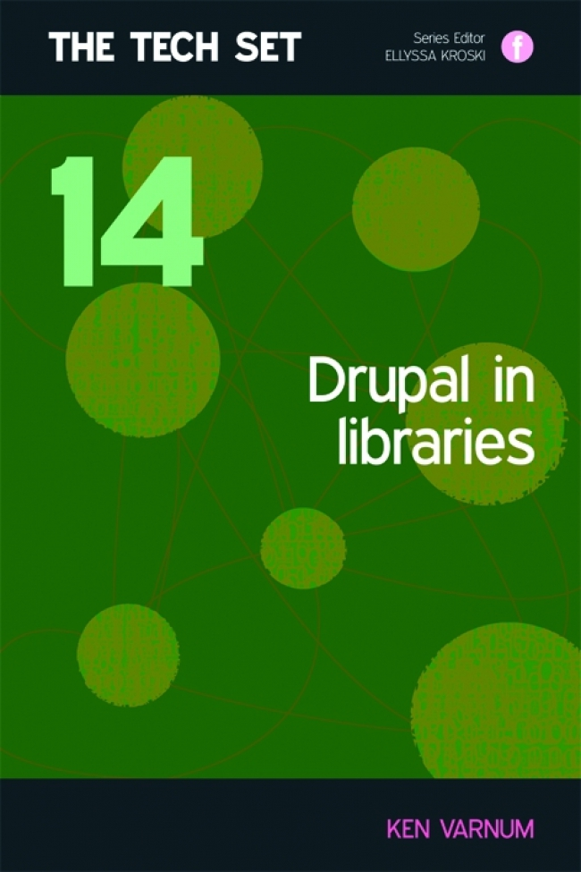 Jacket Image For: Drupal in Libraries
