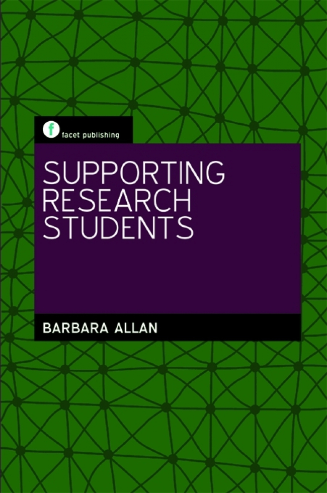 Jacket Image For: Supporting Research Students