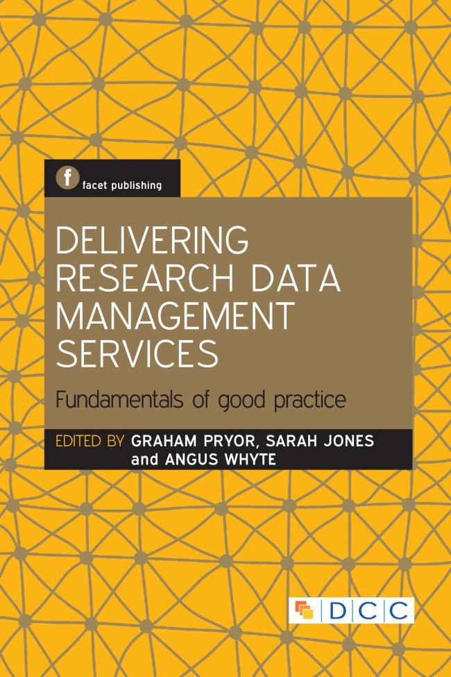 Jacket Image For: Delivering Research Data Management Services