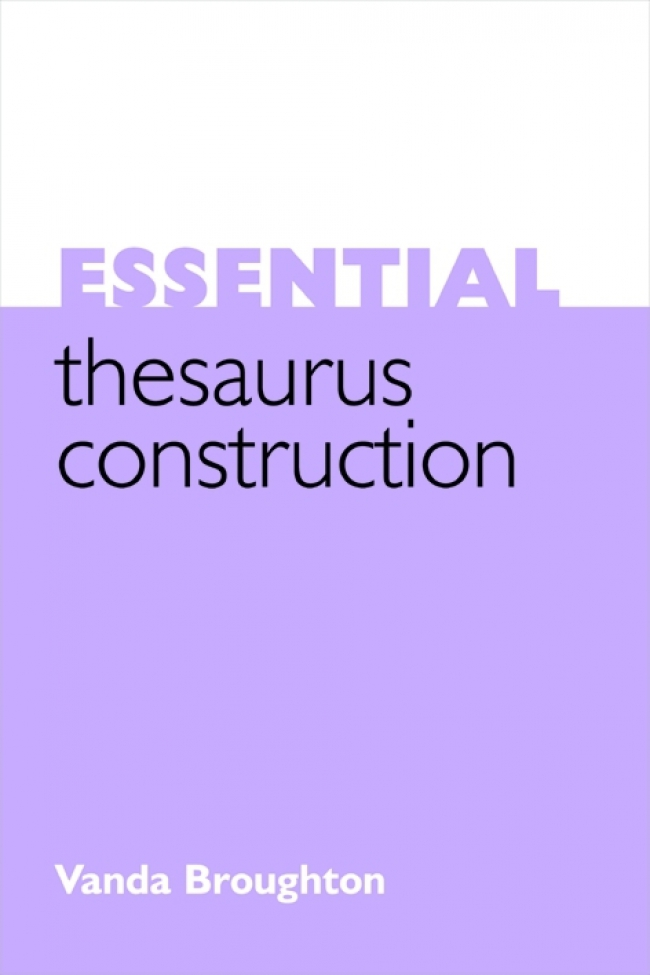 Jacket Image For: Essential Thesaurus Construction