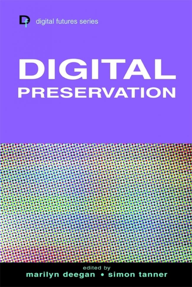 Jacket Image For: Digital Preservation