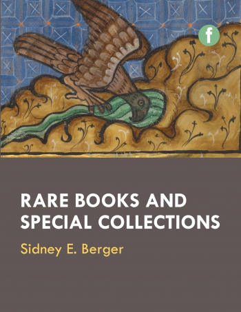 Jacket image for Rare Books and Special Collections