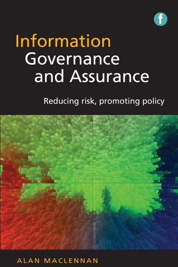Jacket image for Information Governance and Assurance