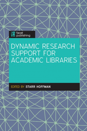 Jacket image for Dynamic Research Support for Academic Libraries