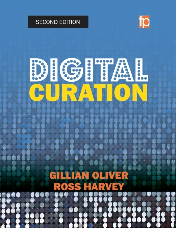 Jacket image for Digital Curation