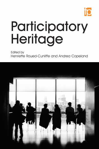 Jacket image for Participatory Heritage