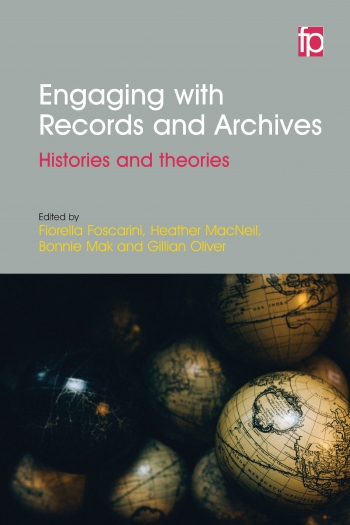 Jacket image for Engaging with Records and Archives