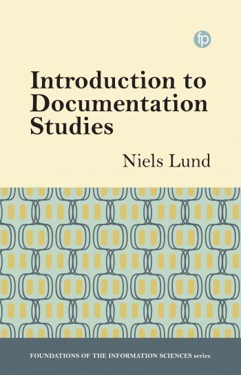 Jacket image for Introduction to Documentation Studies